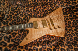 Quilted Maple Top Cap