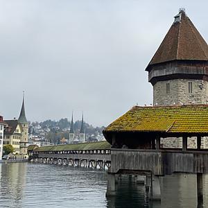 Zurich & Lucerne
