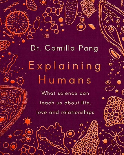 EXPLAINING HUMANS_._._📚 THE COVER IS HE