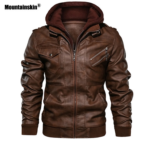 Mountainskin Leather Jacket