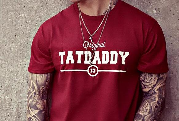 Tatdaddy Men's Tee