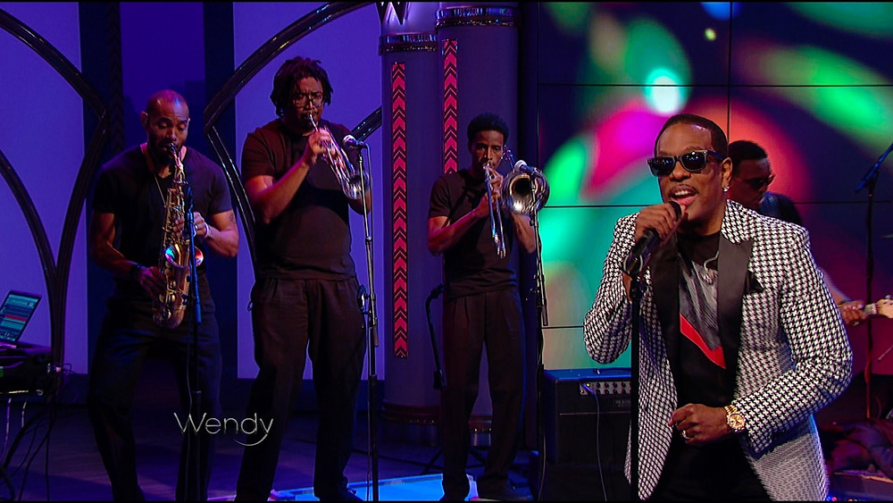 Charlie Wilson Visits Wendy Williams, Performs 'Chills' And 'Outstanding'