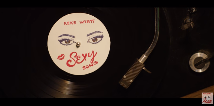 "KeKe Wyatt Gets Sexy On The Visuals Of Her Latest Single ""Sexy Song"""