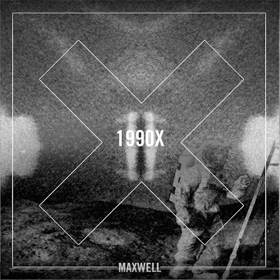 "The R&B star Maxwell returns with second single  from 'blackSUMMERS'night'. This One He Calls ""1990x"""