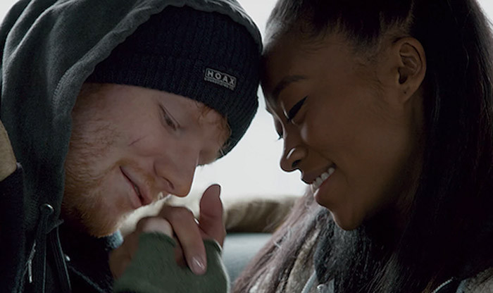 Ed Sheeran Delivers 'Shape Of You' Music Video