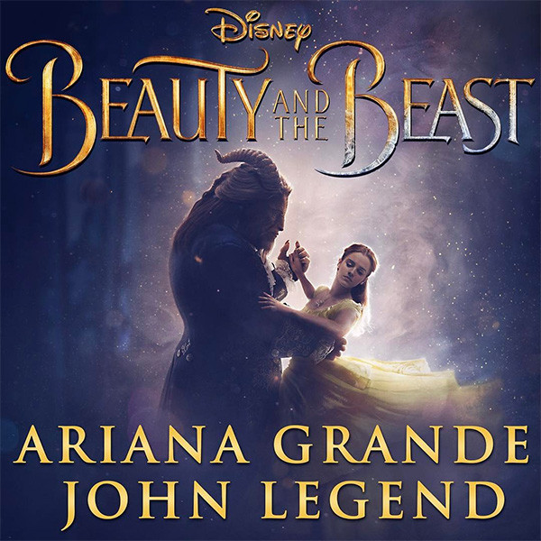Ariana Grande and John Legend Unite On The Remake Of 'Beauty and the Beast'