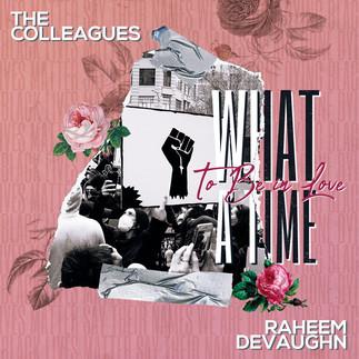 "Raheem Devaughn Announces The Release of His Eighth Studio Album. Drops New Single, ""Mr. Midnight"""