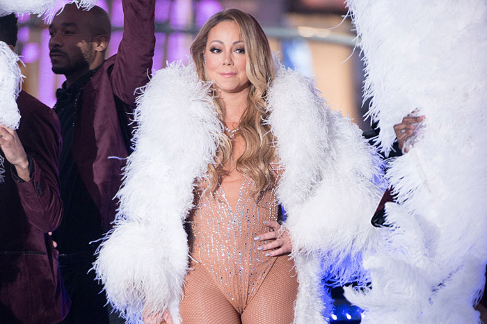 Mariah Carey Opens Up About Her Terrifying New Year's Eve Performance