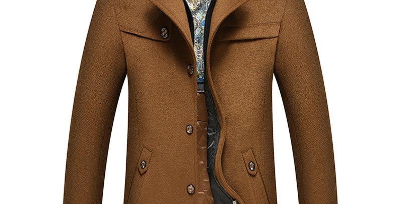 Mountainskin Woolen Coat