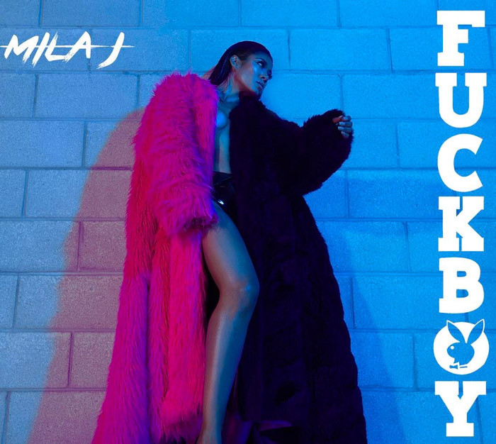 Listen To Mila J's New Music 'F**KBOY'