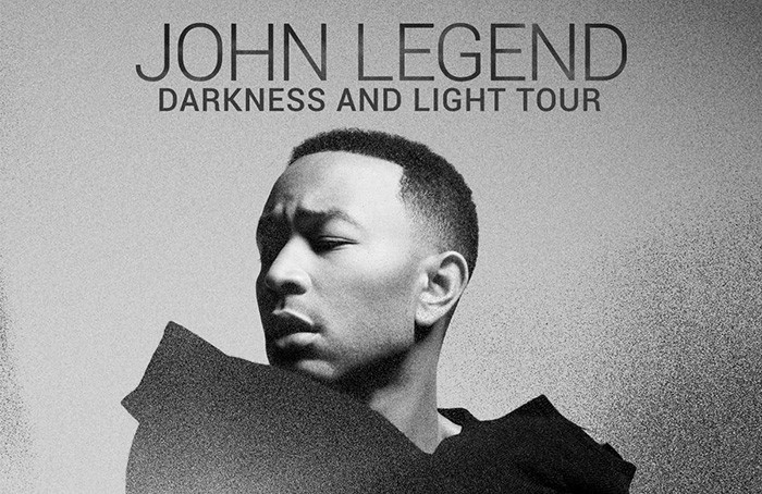John Legend Is Bringing 'Darkness And Light Tour' To A City Near You
