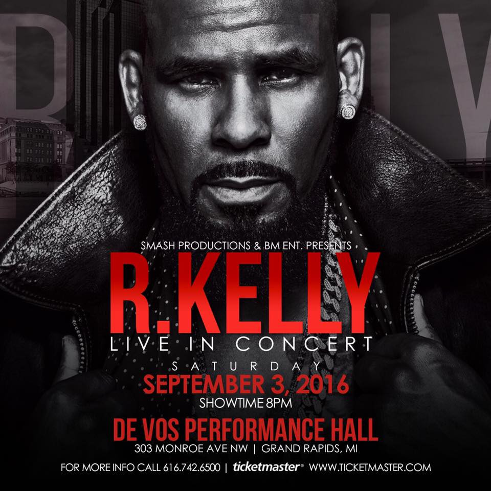 L.A., R. Kelly Is Coming To Your Town!