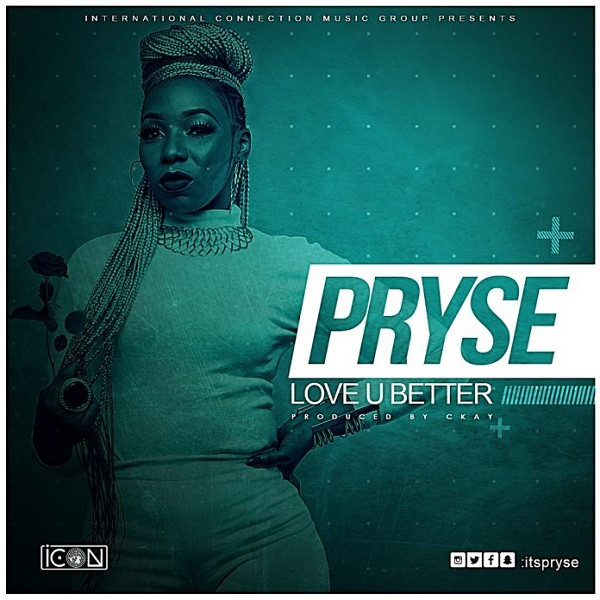 Pryse Releases New Single 'Love You Better'