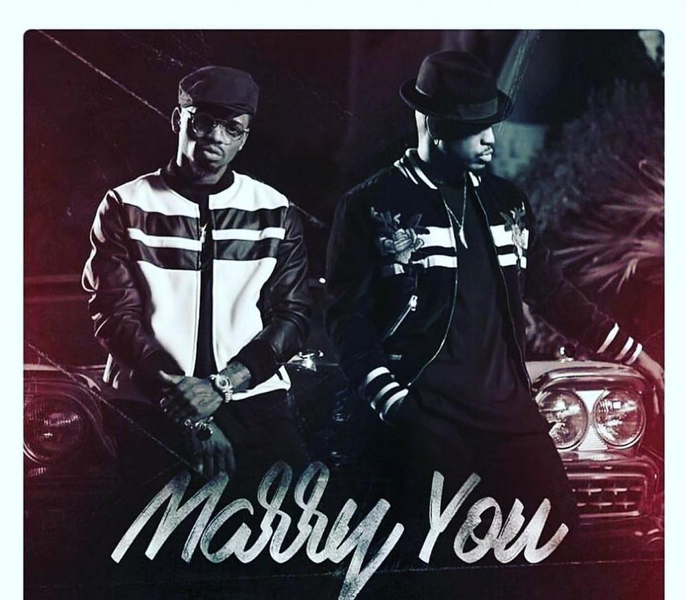 Diamond Platnumz Releases Video For New Single 'Marry You' ft. Ne-Yo