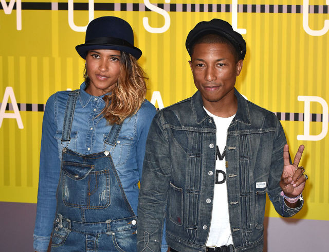 Congratulations Are In For Pharrell And Wife Helen Lasichanh As They Welcome A Set Of Triplets
