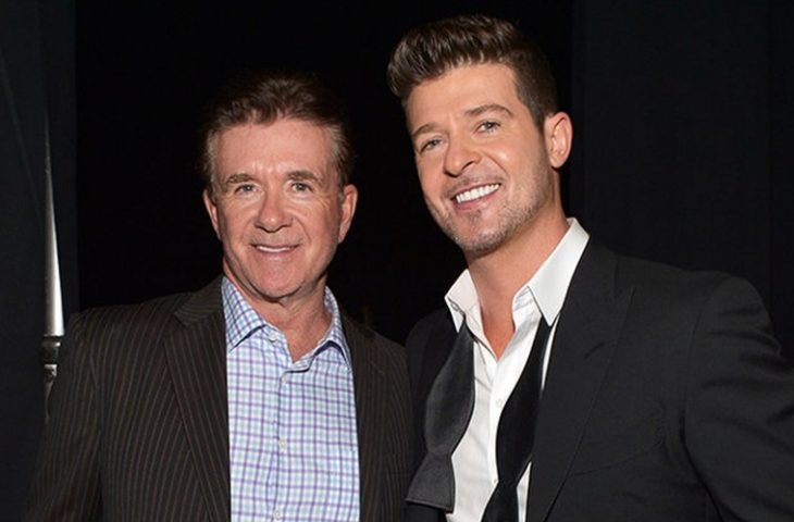 Alan Thicke, Robin Thicke's Father Dies At 69