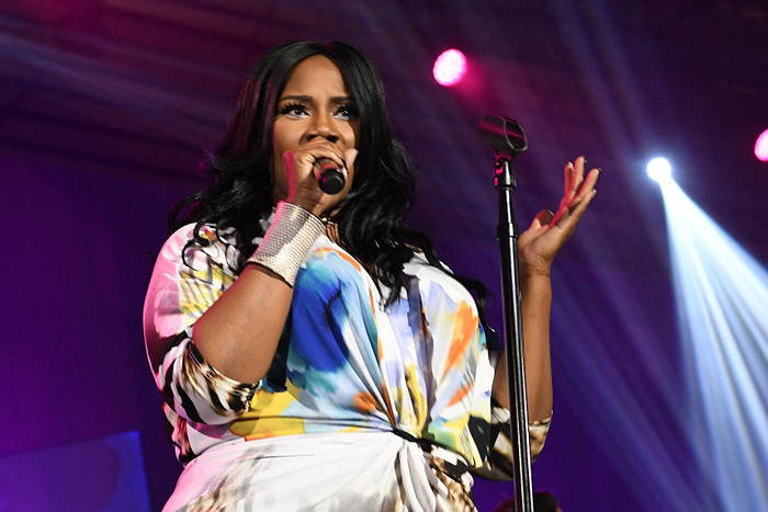 Kelly Price Will Sing National Anthem At Chris Brown-Souja Boy Fight
