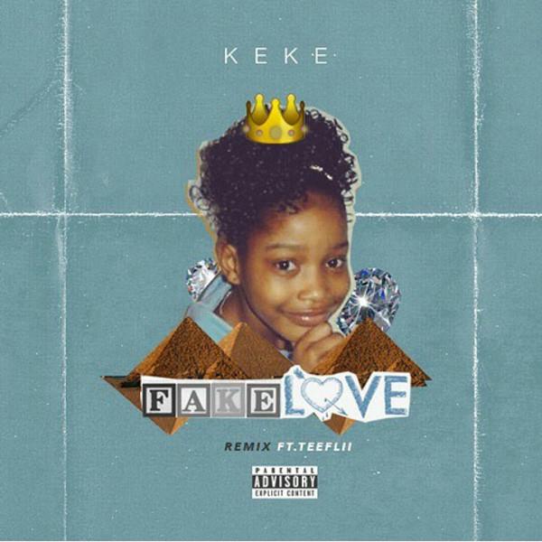 KeKe Palmer Remixes Drake's 'Face Love'