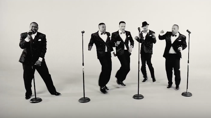 """Grammy Award Nominated Singer Johnny Gill Presents """"This One's For Me And You"""" Music Video Featuring New Edition"""