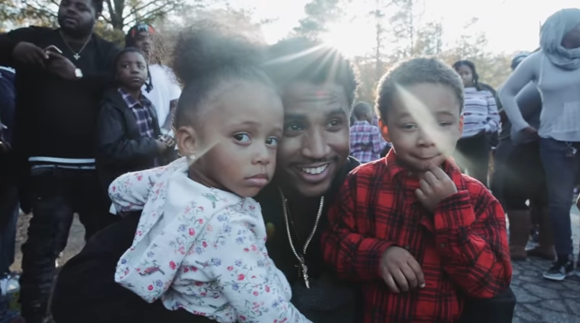 Trey Songs Is 'Comin Home' This Christmas