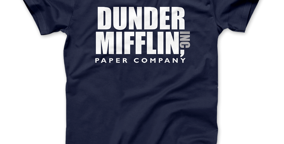 Dunder Mifflin Paper Company, Inc From the Office T-Shirt