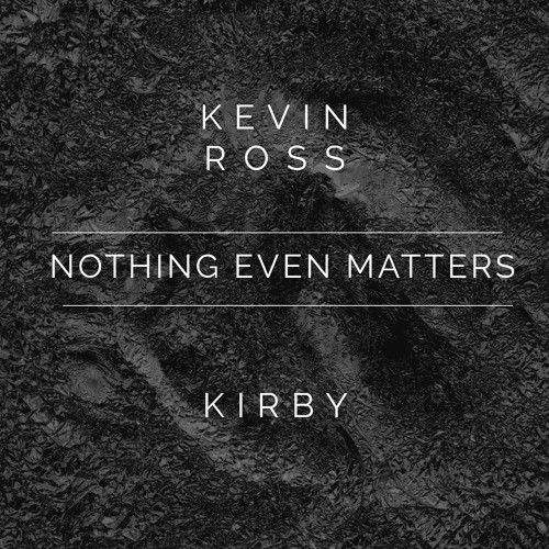 "Kevin Ross And Kirby Cover Lauryn Hill and D'Angelo's duet ""Nothing Even Matters."""