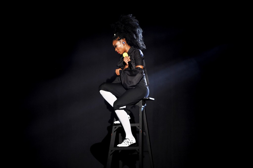 Brandy Performs Medley Of Her Top Hits At 2016 Soul Train Music Awards. Crowned Lady Of Soul
