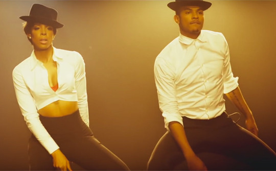 Check Out Kelly Rowland Teaming Up With Trevor Jackson For 'Dumb' Dance Video