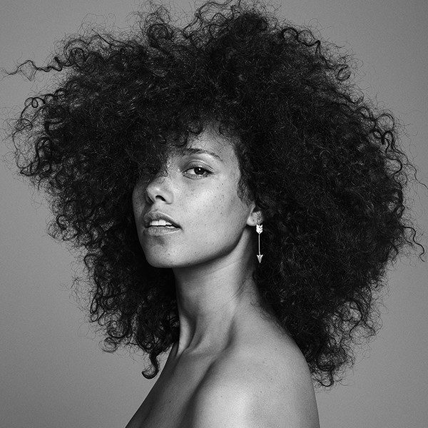 Alicia Keys Reveals Tracklisting For Forthcoming Album 'HERE'