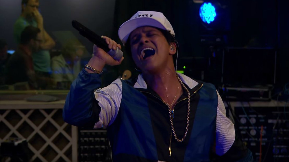 Watch Bruno Mars Covers Adele's 'All I Ask'