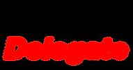 Delegatecourier logo | Delegate courier | Delegate куриер