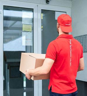 Delegate Куриер- експресни доставки