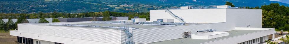 CONSTRUCTION DE LOCAUX D'ACTIVITÉS - BOLLHOFF-OTALU (LOGISTIQUE ET BUREAUX ADMINISTRATIFS) DANS LA ZONE D'ACTIVITÉS ALPESPACE A SAINT HELENE DU LAC (73)