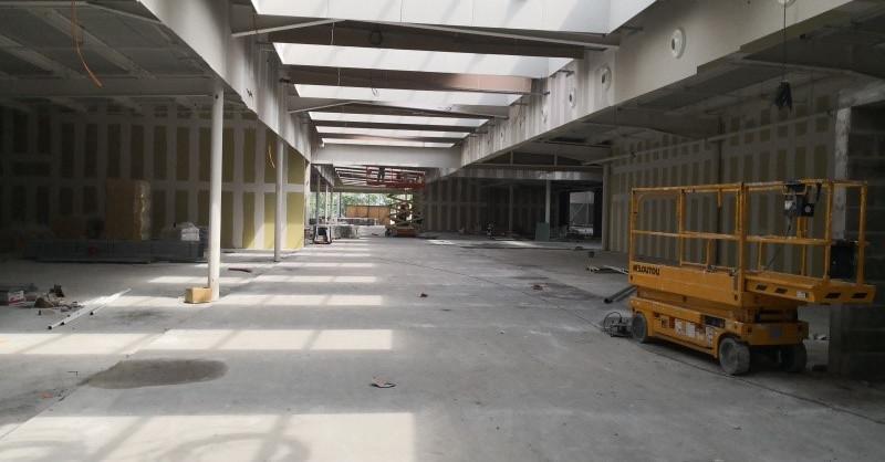 CONSTRUCTION D'UN CENTRE LECLERC AU PIAN MEDOC (33)