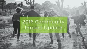 2016 Community Impact Update