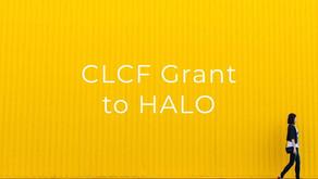 CLCF Grant to HALO