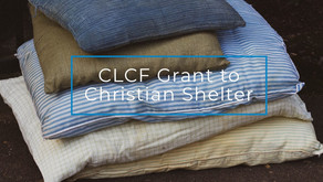 CLCF Grant to Christian Shelter