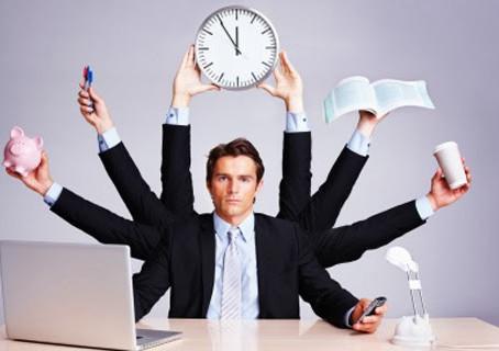 Crecer a través del estrés: Una línea muy delgada para los gerentes.