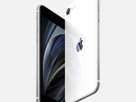 En medio de la crisis del coronavirus Apple anunció el lanzamiento del nuevo iPhone SE