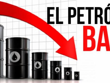 Expertos proyectan el precio del petróleo por debajo de los $ 12 para junio