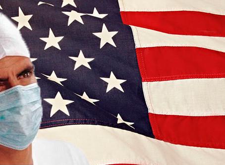 Científico recomendó un bloqueo de cinco semanas para erradicar el virus en los Estados Unidos