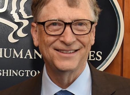 Bill Gates afirma que se deben tomar medidas más drásticas para contener al coronavirus