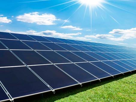 Nueva concesión para el parque solar fotovoltaico.