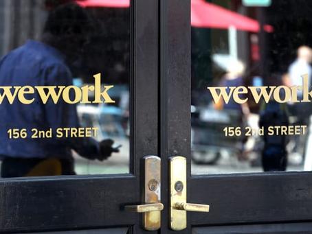 Se anunciaron 2.400 despidos de empleados de WeWork