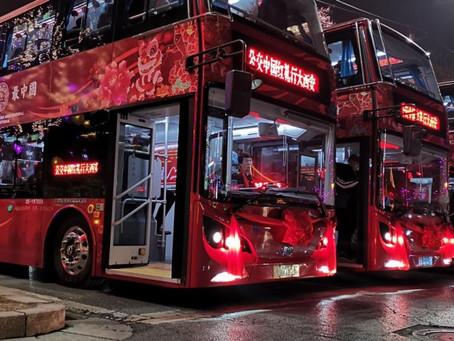 ¿Sabes quién tiene la mayor flota de autobuses eléctricos? ¿Estados Unidos o China?