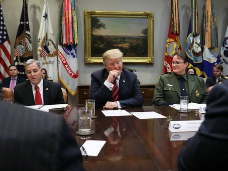 El Senado anularía cualquier veto de Trump para impedir la implementación de aranceles a México.