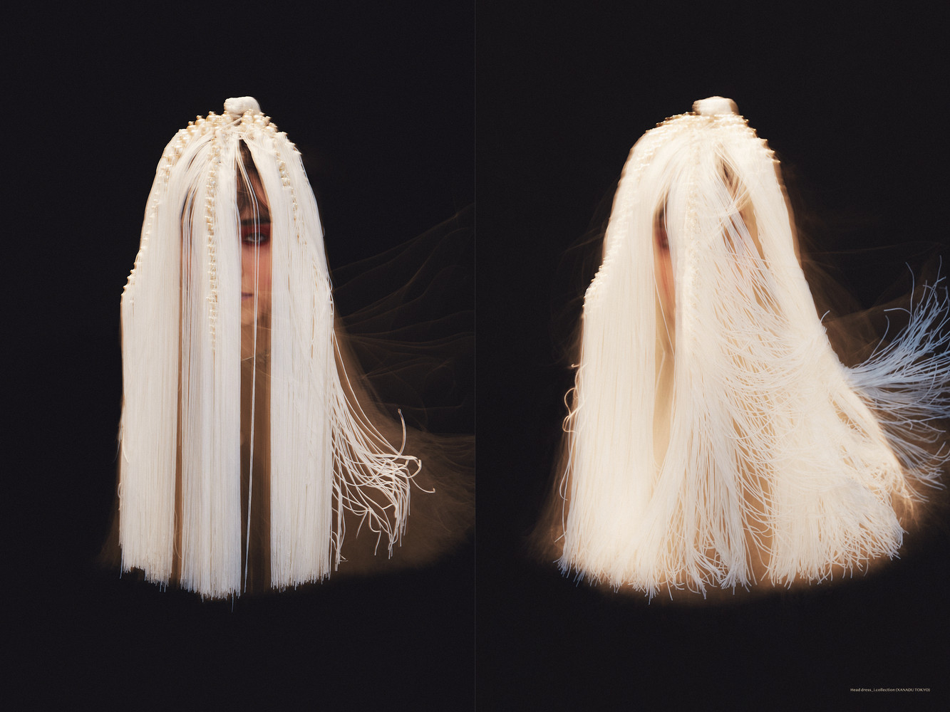 Head dress_i.collection (XANADU TOKYO)