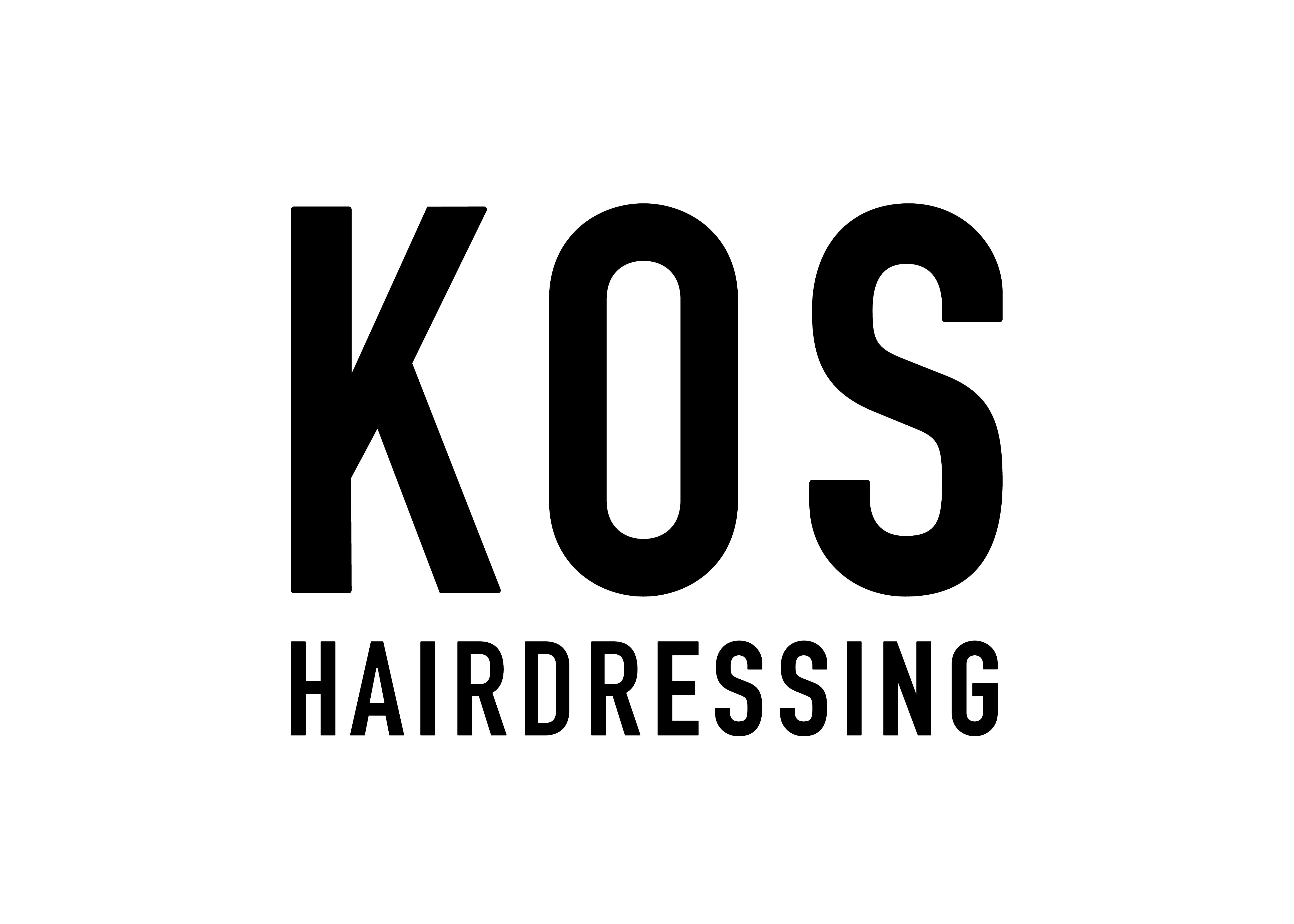 kos hairdressing_logo