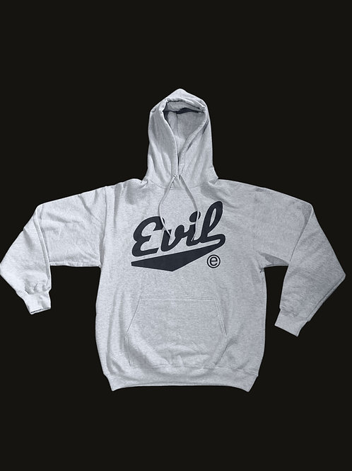 Sport Grey Hoodie - Evil E Collection
