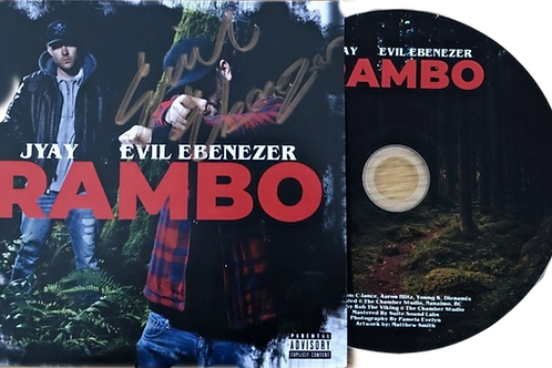 "Rambo""Signed"" Hardcopy"